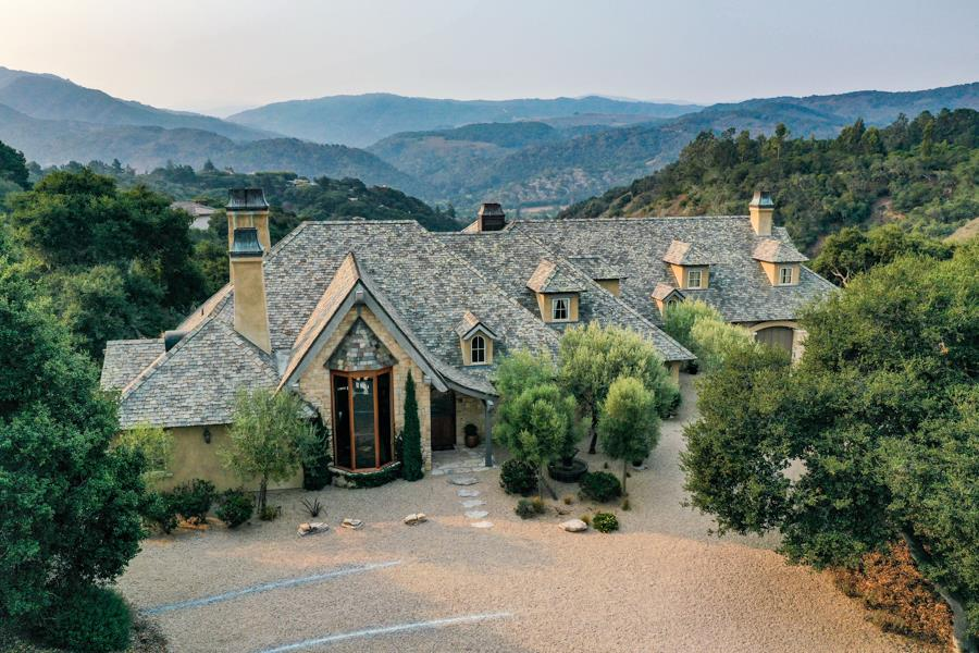 Detail Gallery Image 1 of 51 For 27400 Heavens Way, Carmel Valley,  CA 93923 - 6 Beds | 6/2 Baths