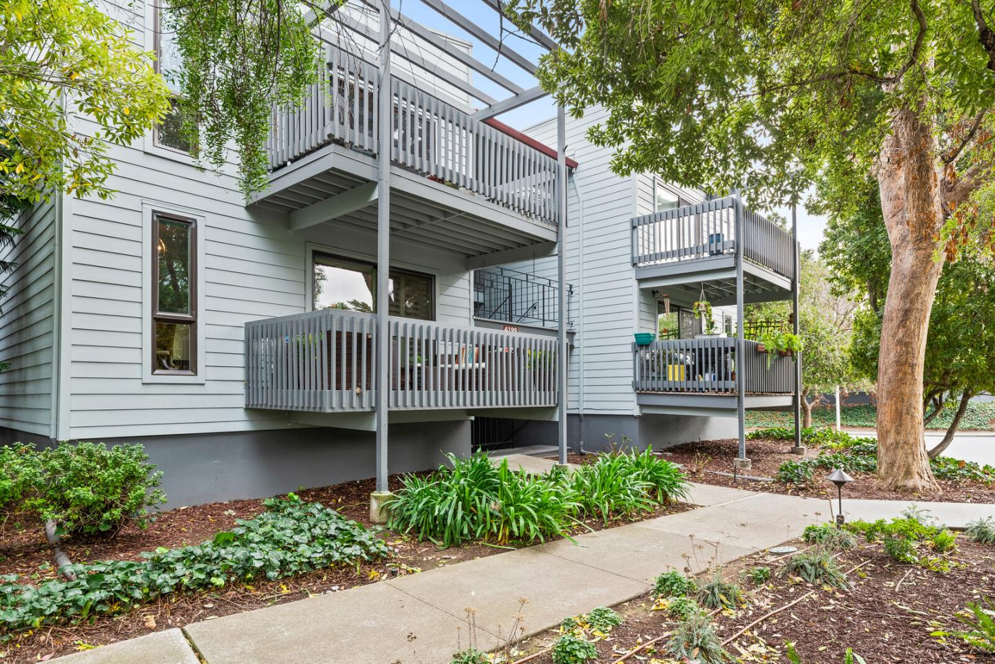 Detail Gallery Image 1 of 1 For 4199 George Ave #2,  San Mateo,  CA 94403 - 2 Beds | 1 Baths