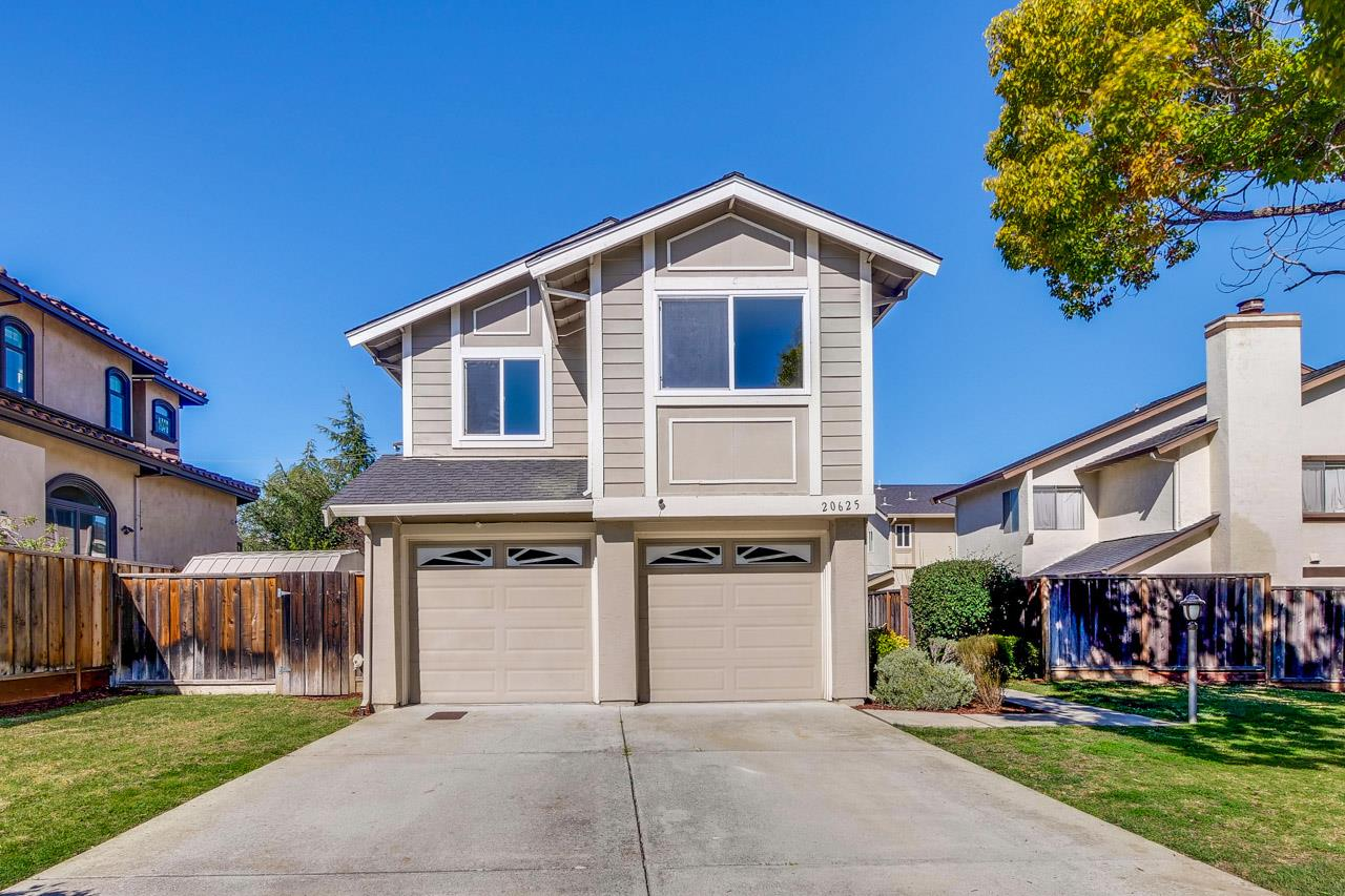 Detail Gallery Image 1 of 1 For 20625 Wildflower Ct, Cupertino,  CA 95014 - 3 Beds   2/1 Baths