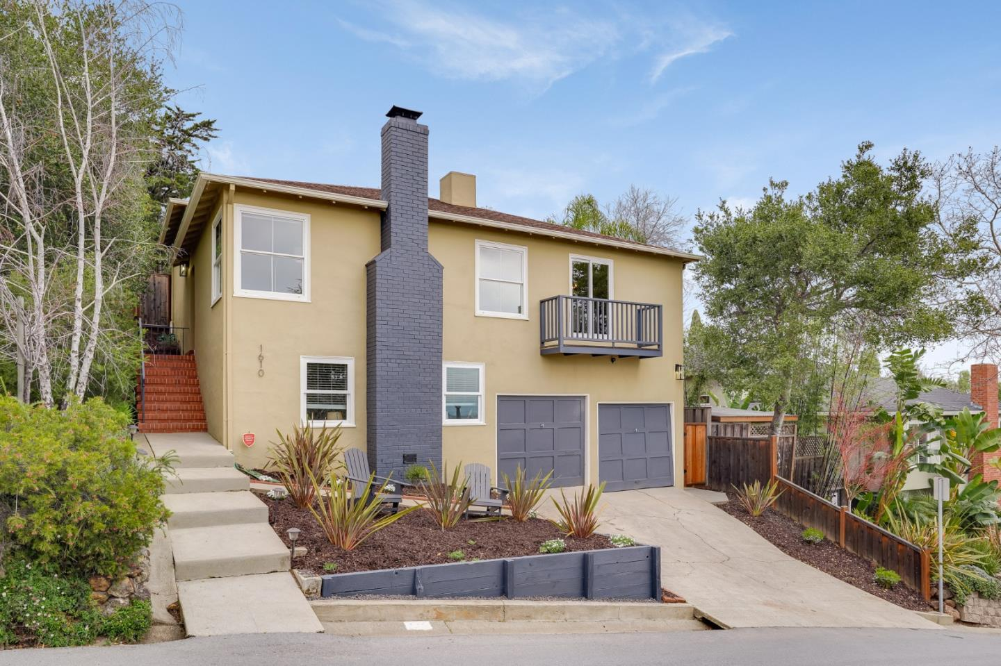 Detail Gallery Image 1 of 1 For 1610 Hull Dr, San Carlos,  CA 94070 - 2 Beds | 1/1 Baths