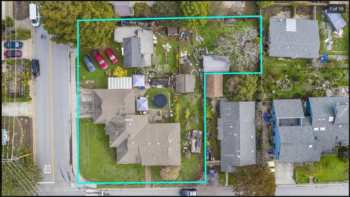 Detail Gallery Image 1 of 48 For 1470 El Dorado Ave, Santa Cruz,  CA 95062 - 3 Beds | 2/1 Baths