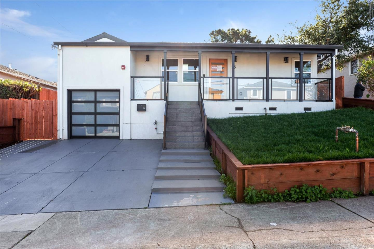 Detail Gallery Image 1 of 1 For 55 Darcy Ave, San Mateo,  CA 94403 - 4 Beds | 2/1 Baths