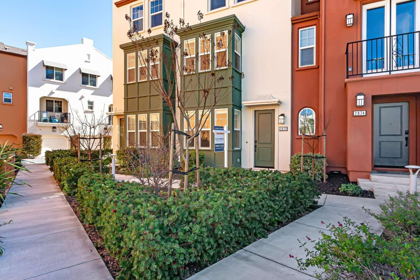 Detail Gallery Image 1 of 1 For 2872 Catalino St, San Mateo,  CA 94403 - 2 Beds | 2/1 Baths
