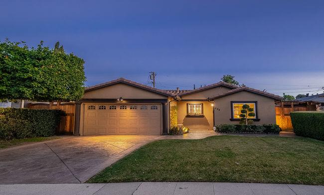 Detail Gallery Image 1 of 1 For 684 Continental Dr, San Jose,  CA 95111 - 3 Beds   2 Baths
