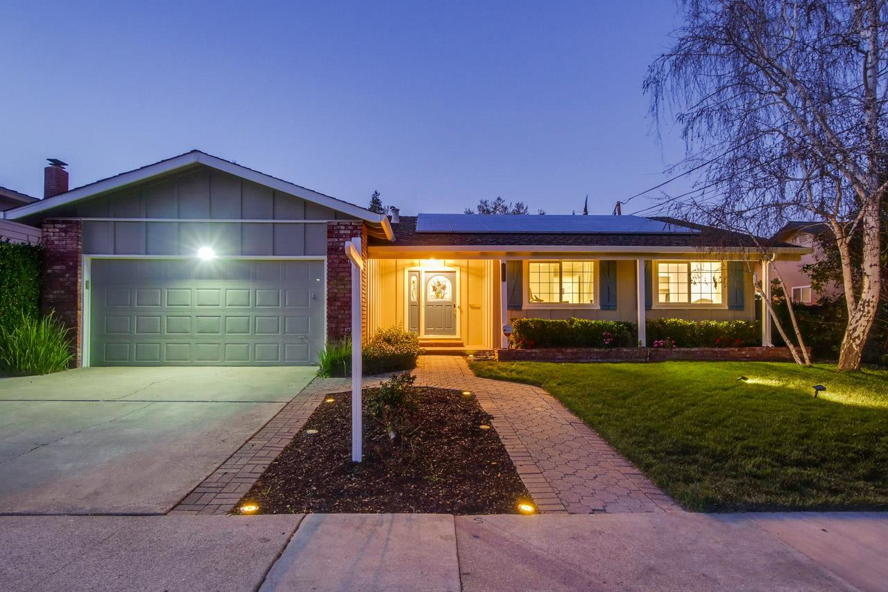 Detail Gallery Image 1 of 1 For 20187 Las Ondas Way, Cupertino,  CA 95014 - 4 Beds | 2 Baths