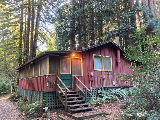 Detail Gallery Image 1 of 1 For 301 Redwood Dr, Boulder Creek,  CA 95006 - 1 Beds | 1 Baths