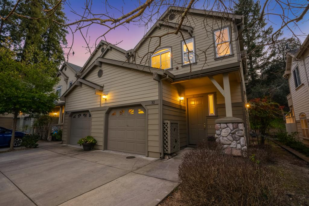 Detail Gallery Image 1 of 1 For 32 Flora Ln, Scotts Valley,  CA 95066 - 3 Beds | 2/1 Baths