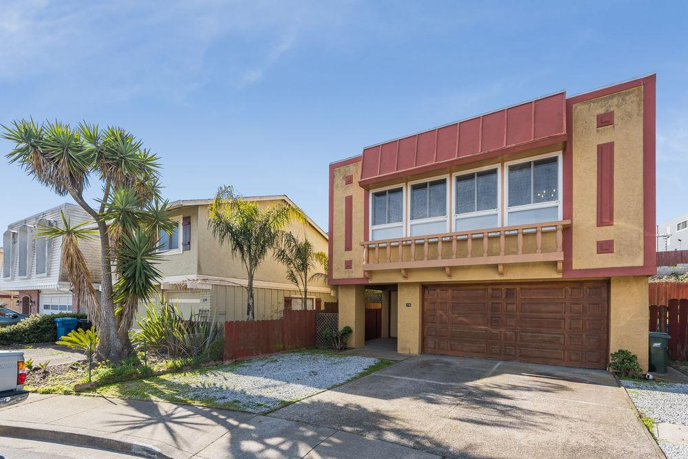 Detail Gallery Image 1 of 1 For 118 Dennis Dr, Daly City,  CA 94015 - 4 Beds   3 Baths
