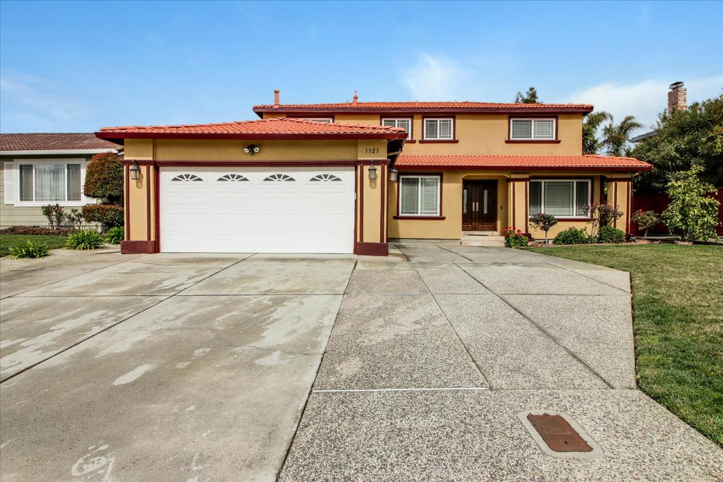 Detail Gallery Image 1 of 39 For 3323 Arqueado Dr, San Jose,  CA 95148 - 5 Beds   2/1 Baths