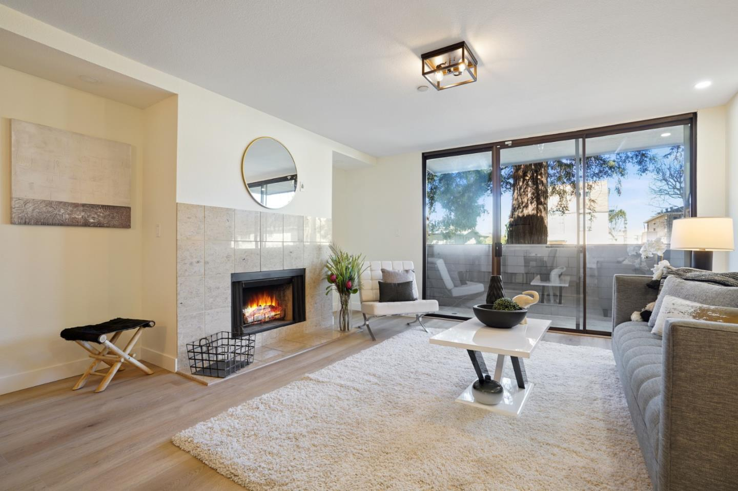 Detail Gallery Image 1 of 1 For 1500 Sherman Ave 1c,  Burlingame,  CA 94010 - 2 Beds   2 Baths