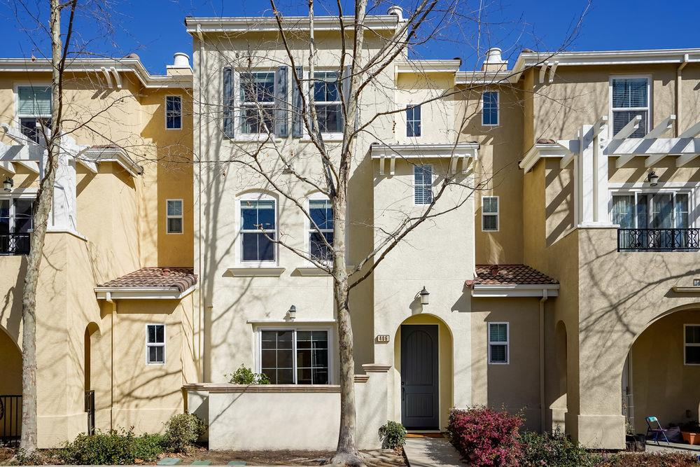 Detail Gallery Image 1 of 1 For 406 Chagall St, Mountain View,  CA 94041 - 3 Beds   3/1 Baths