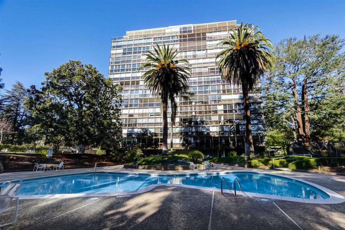 Detail Gallery Image 1 of 1 For 101 Alma St #1108,  Palo Alto,  CA 94301 - 1 Beds   1 Baths