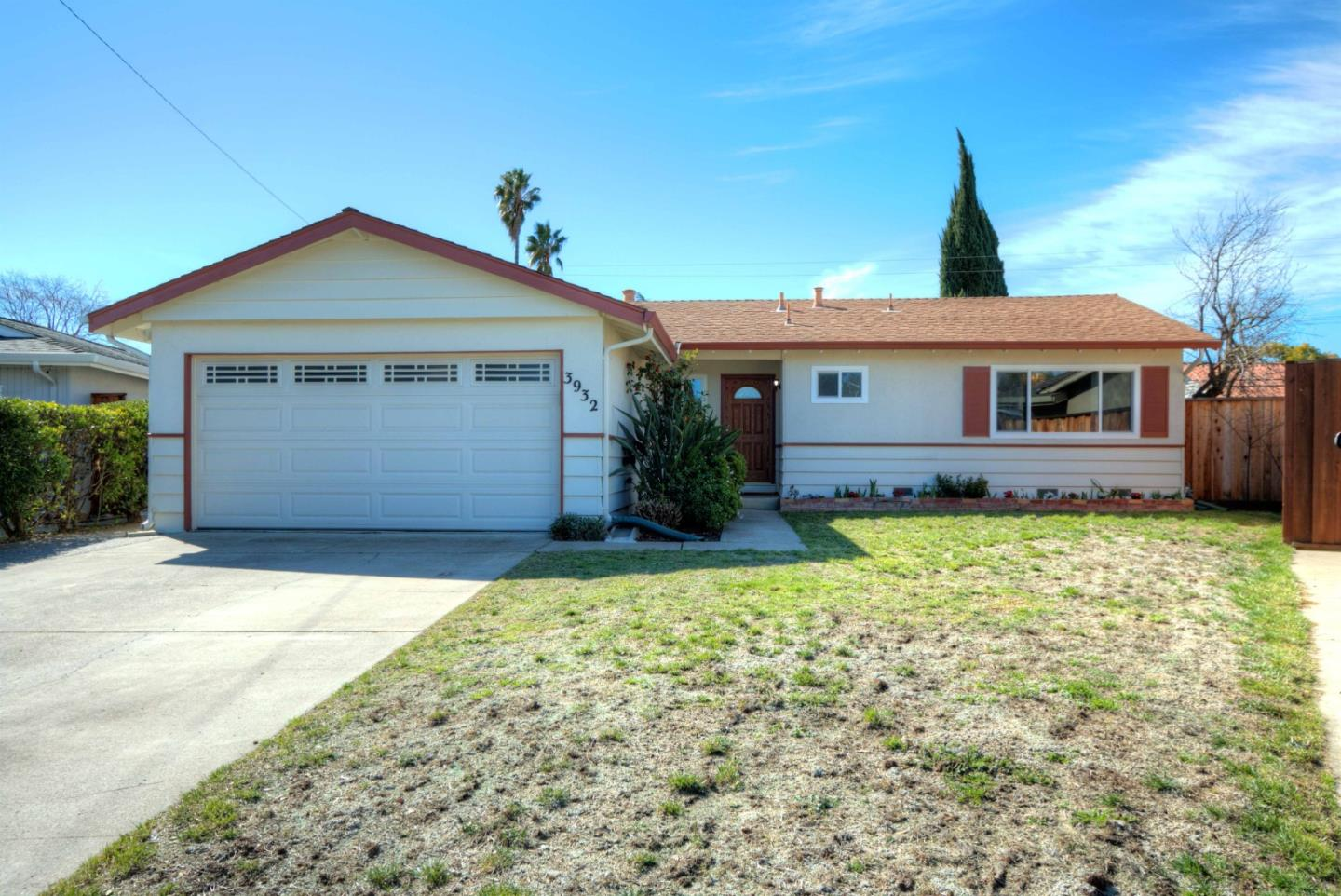 Detail Gallery Image 1 of 1 For 3932 Middletown Ct, Campbell,  CA 95008 - 3 Beds | 1/1 Baths