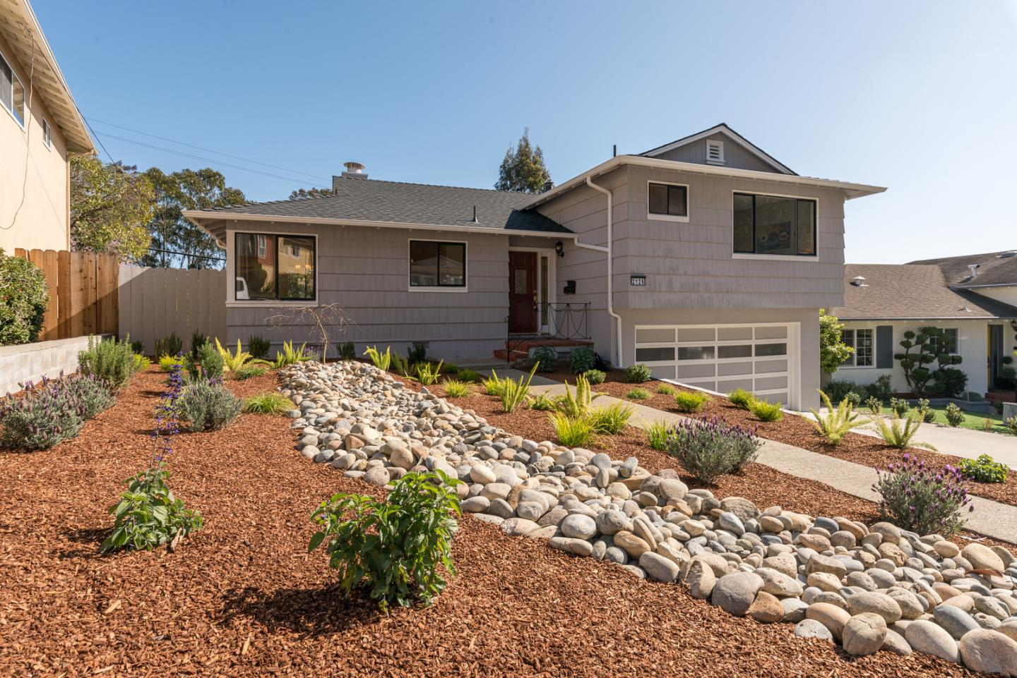Detail Gallery Image 1 of 1 For 2126 Crestmoor Dr, San Bruno,  CA 94066 - 3 Beds   2/1 Baths