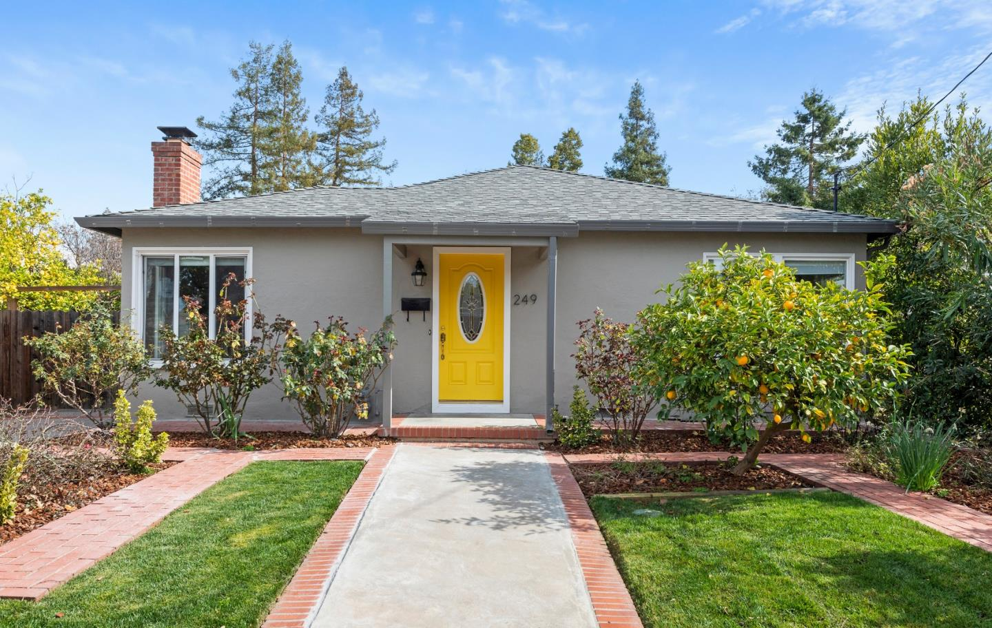 Detail Gallery Image 1 of 1 For 249 Matadero Ave, Palo Alto,  CA 94306 - 4 Beds | 2 Baths