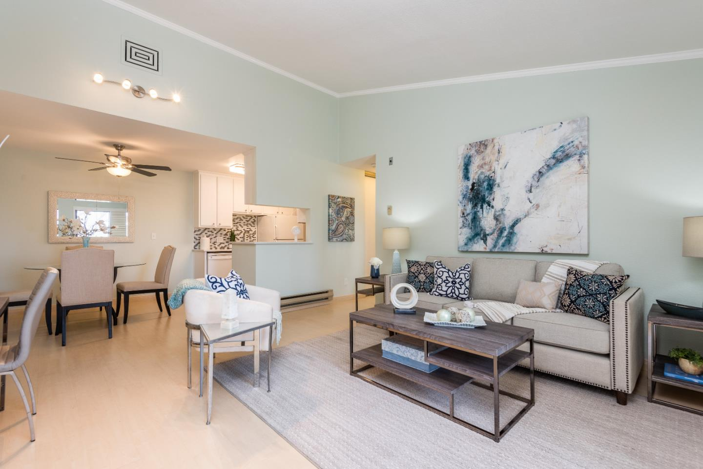 Detail Gallery Image 1 of 17 For 845 Woodside Way #210,  San Mateo,  CA 94401 - 1 Beds | 1 Baths