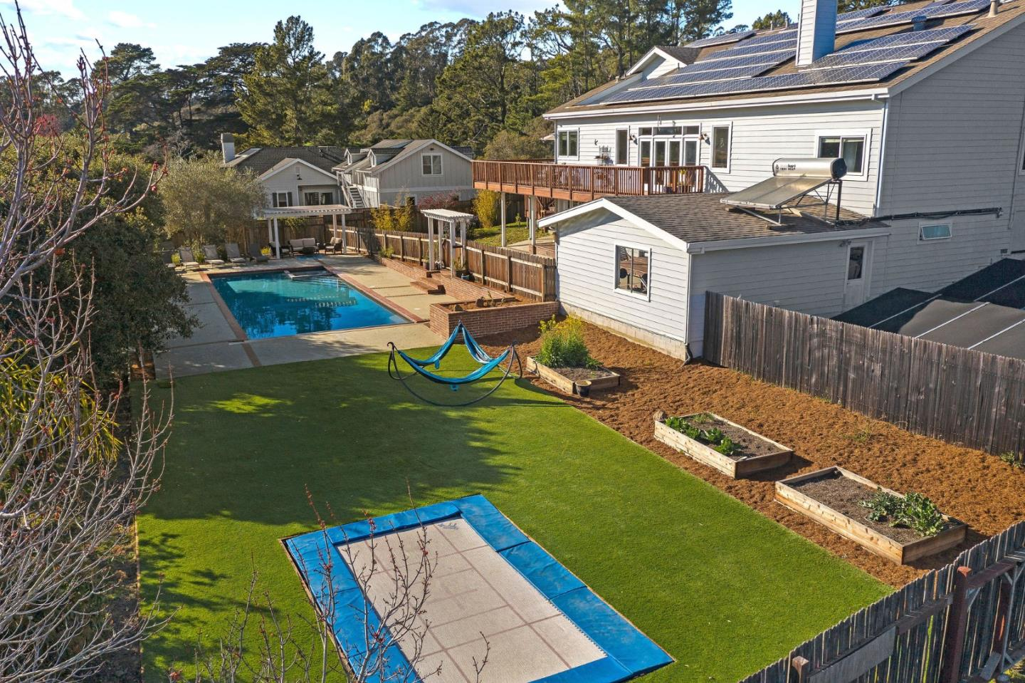 Detail Gallery Image 1 of 1 For 144 Viking Ct, Soquel,  CA 95073 - 4 Beds | 2/1 Baths