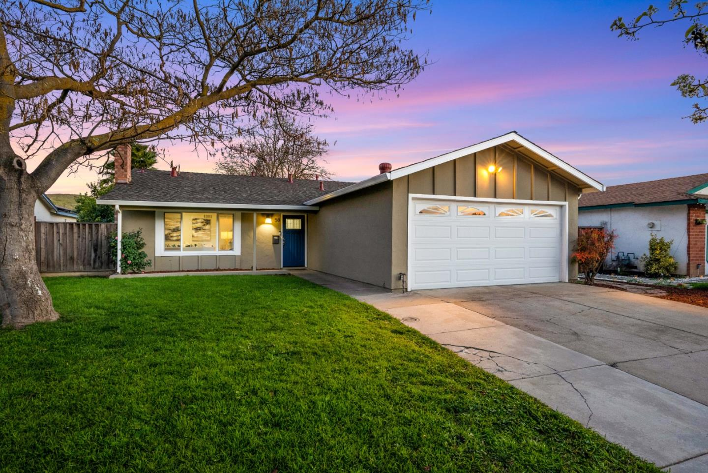 Detail Gallery Image 1 of 1 For 58 Essendon Way, San Jose,  CA 95139 - 4 Beds   2 Baths