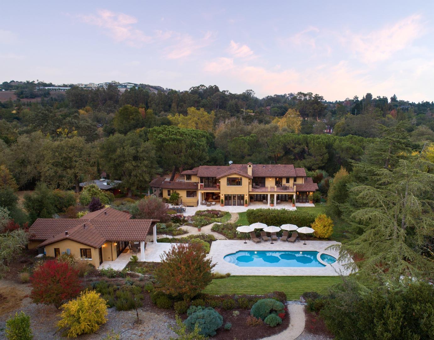 166 Olive Hill LN Woodside CA 94062