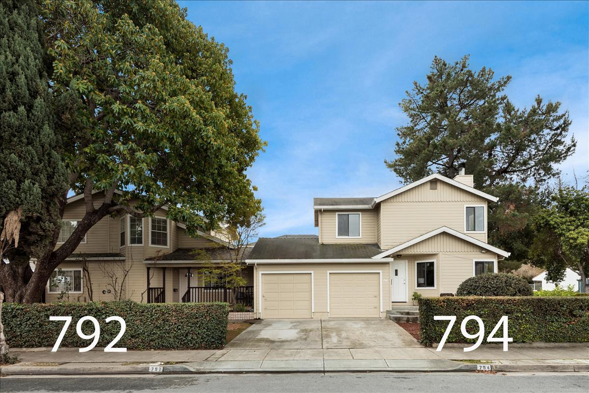 Detail Gallery Image 1 of 1 For 792-794 W Mc Kinley Ave, Sunnyvale,  CA 94086 - – Beds   – Baths