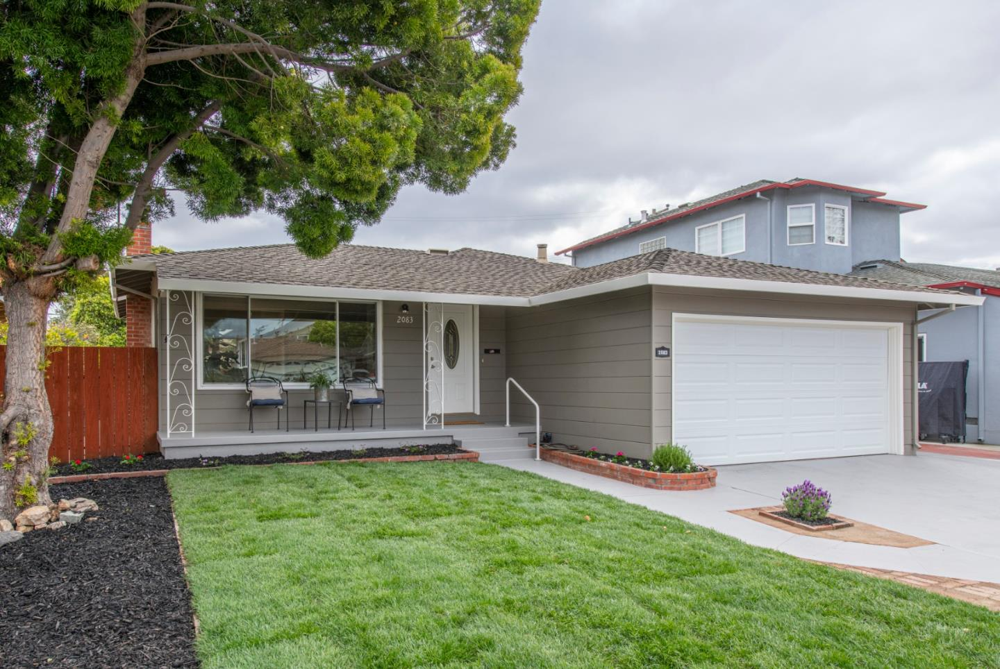 Detail Gallery Image 1 of 1 For 2083 Potomac Way, San Mateo,  CA 94403 - 3 Beds | 2 Baths