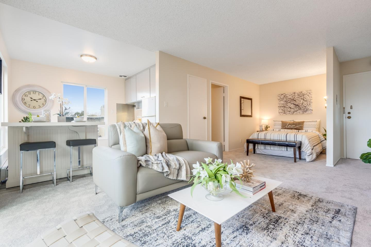 Detail Gallery Image 1 of 27 For 847 N Humboldt St #203,  San Mateo,  CA 94401 - 0 Beds | 1 Baths