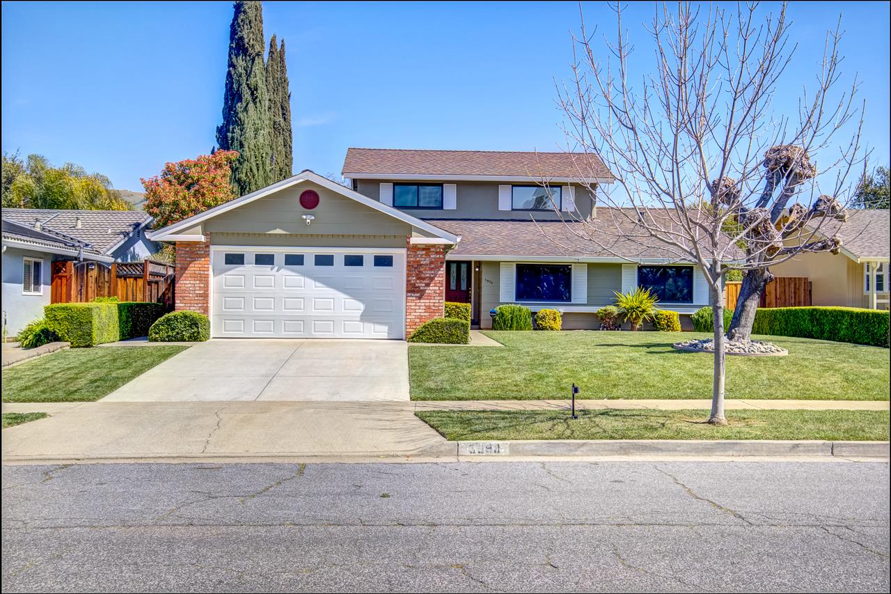 Detail Gallery Image 1 of 1 For 3990 Timberline Dr, San Jose,  CA 95121 - 5 Beds | 3 Baths