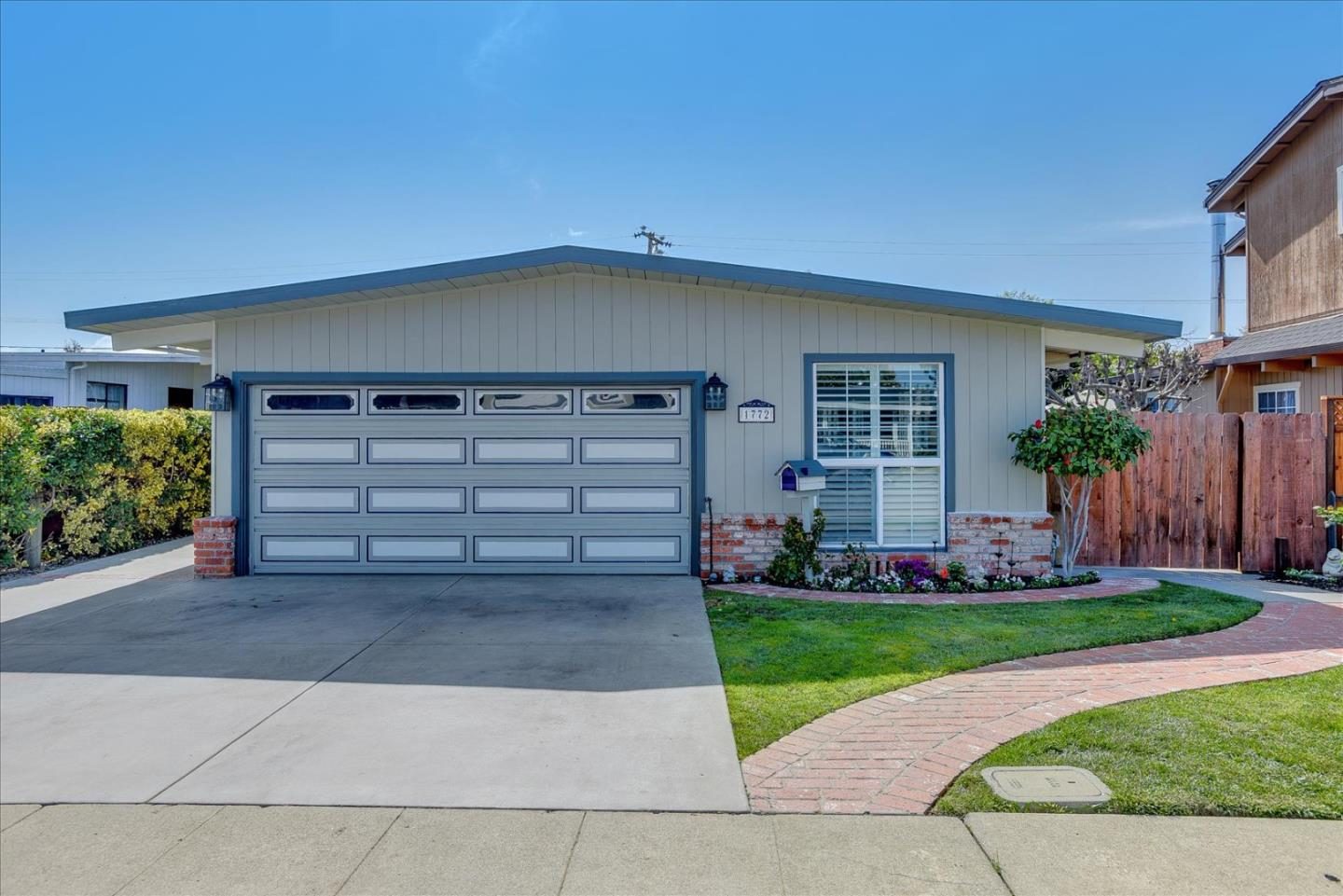 Detail Gallery Image 1 of 1 For 1772 Eisenhower St, San Mateo,  CA 94403 - 3 Beds | 2 Baths
