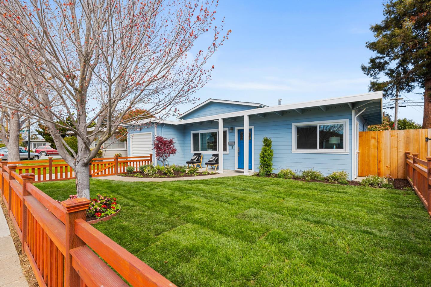 Detail Gallery Image 1 of 1 For 1454 Young St, San Mateo,  CA 94401 - 2 Beds | 1 Baths