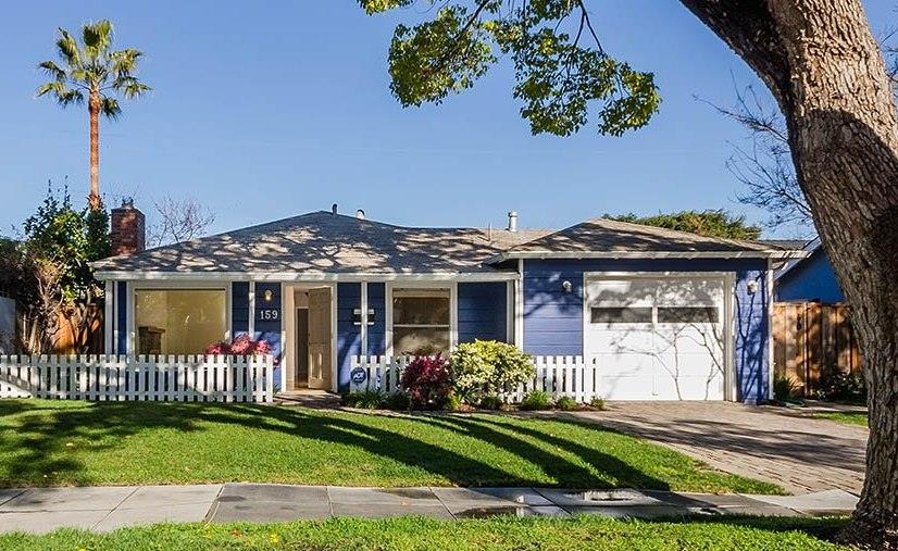 Detail Gallery Image 1 of 1 For 159 F St, Redwood City,  CA 94063 - 3 Beds | 1 Baths