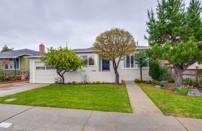 Detail Gallery Image 1 of 1 For 614 E 16th Ave, San Mateo,  CA 94402 - 3 Beds | 1 Baths