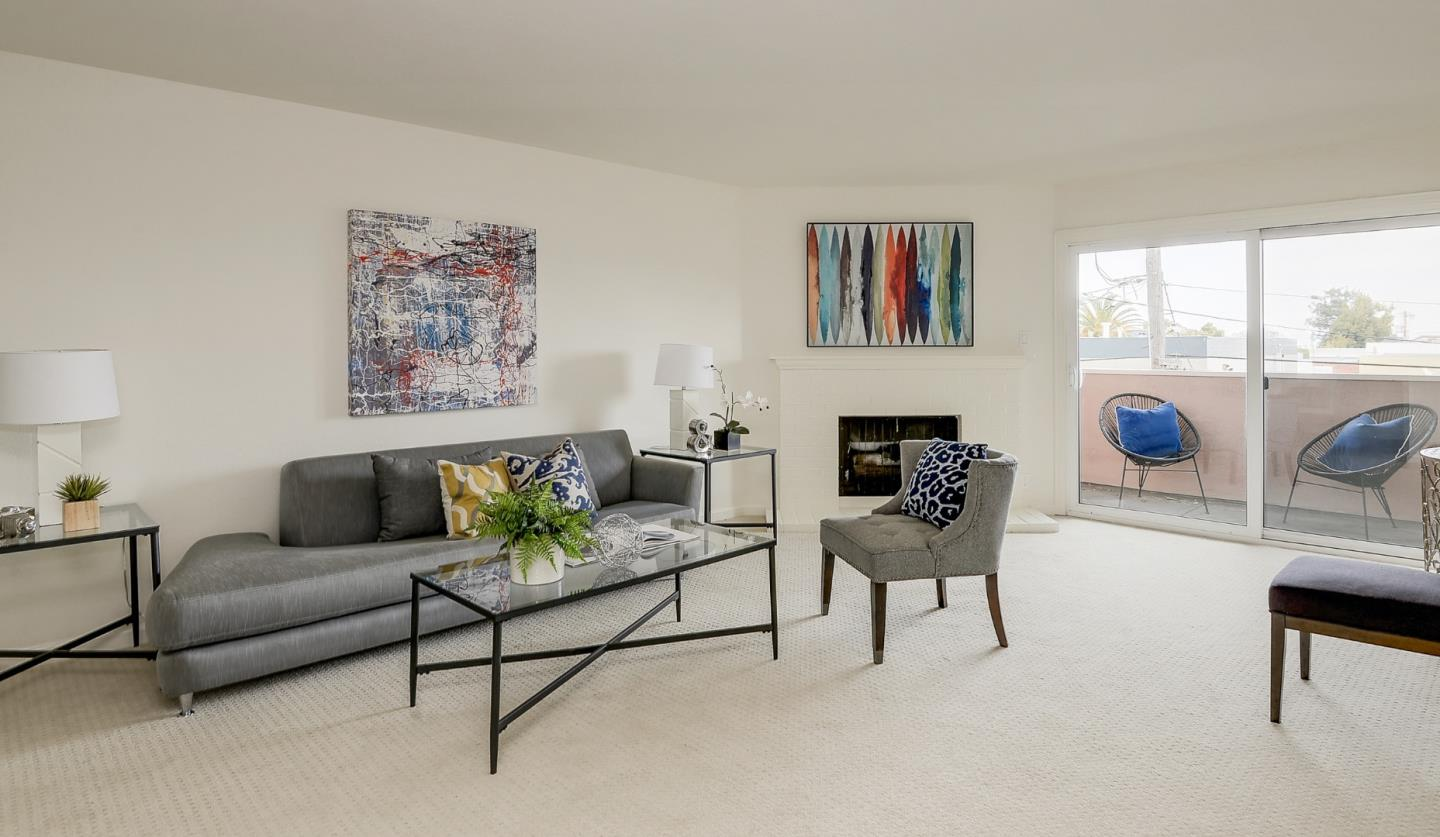 Detail Gallery Image 1 of 15 For 1500 Broadway #302,  Burlingame,  CA 94010 - 2 Beds | 2 Baths