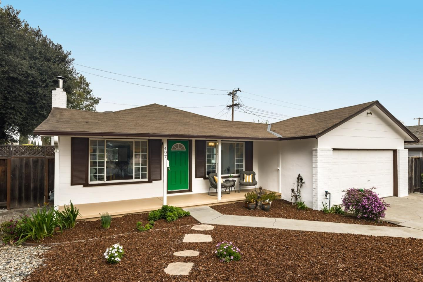 Detail Gallery Image 1 of 1 For 497 Purisima Ave, Sunnyvale,  CA 94086 - 3 Beds | 1/1 Baths