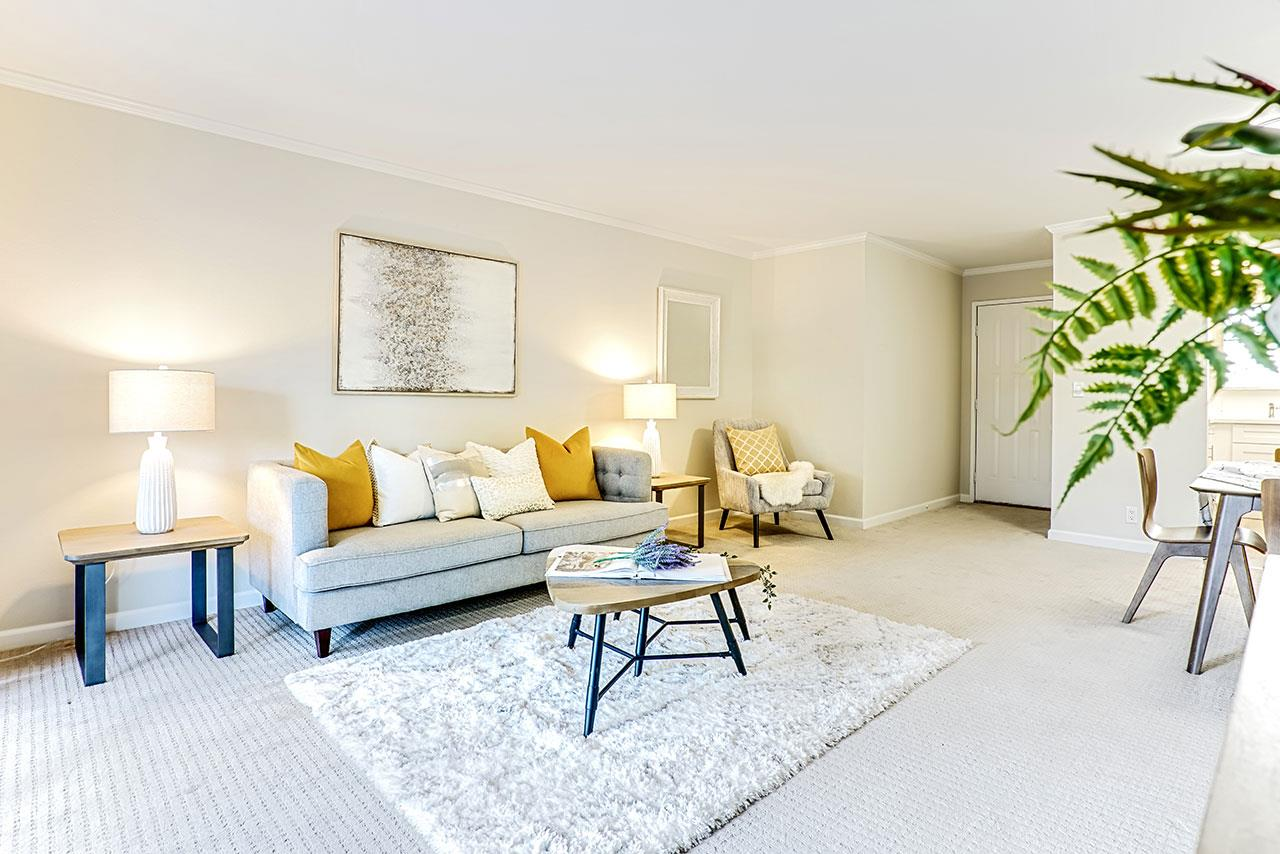 Detail Gallery Image 1 of 1 For 1001 E Evelyn Ter #106,  Sunnyvale,  CA 94086 - 2 Beds | 1 Baths