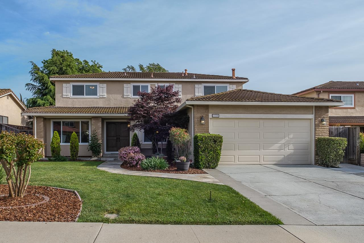Detail Gallery Image 1 of 1 For 3320 Arqueado Dr, San Jose,  CA 95148 - 5 Beds   2/1 Baths