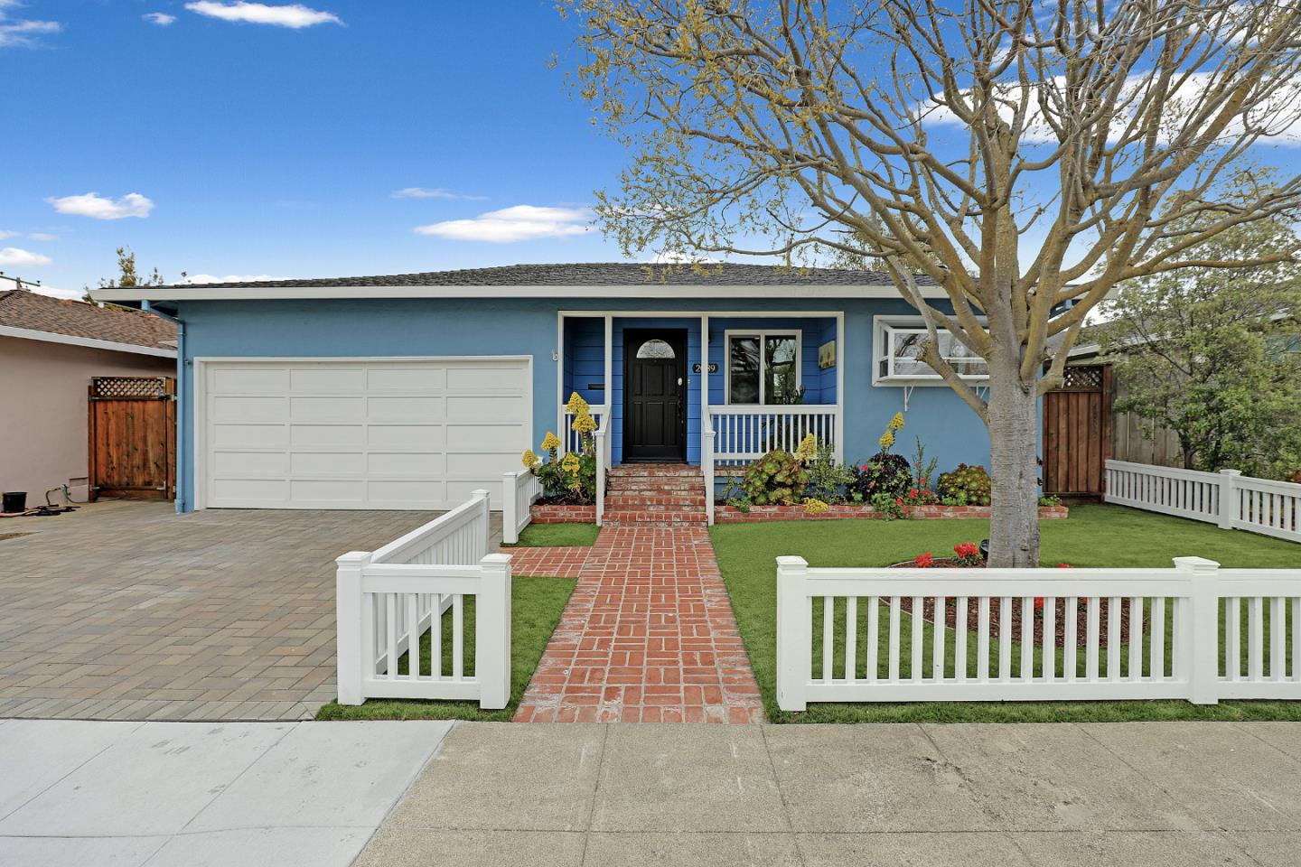 Detail Gallery Image 1 of 1 For 2089 Texas Way, San Mateo,  CA 94403 - 3 Beds | 2 Baths