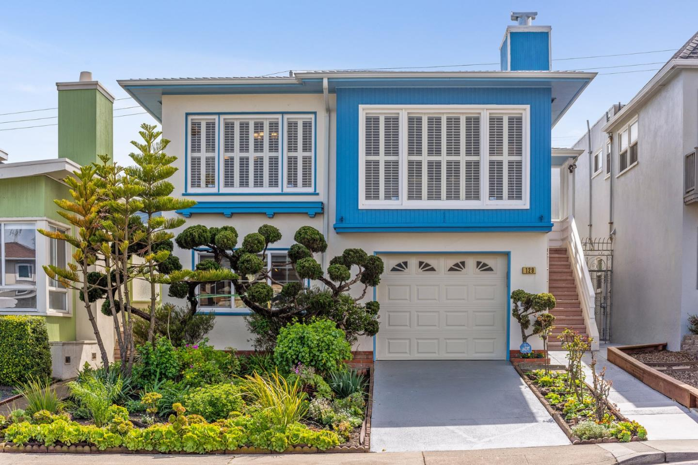 Detail Gallery Image 1 of 75 For 129 Glenwood Ave, Daly City,  CA 94015 - 5 Beds | 2 Baths