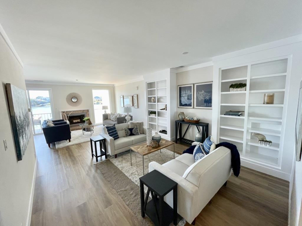Detail Gallery Image 1 of 1 For 662 Fathom Dr, San Mateo,  CA 94404 - 4 Beds | 2/1 Baths