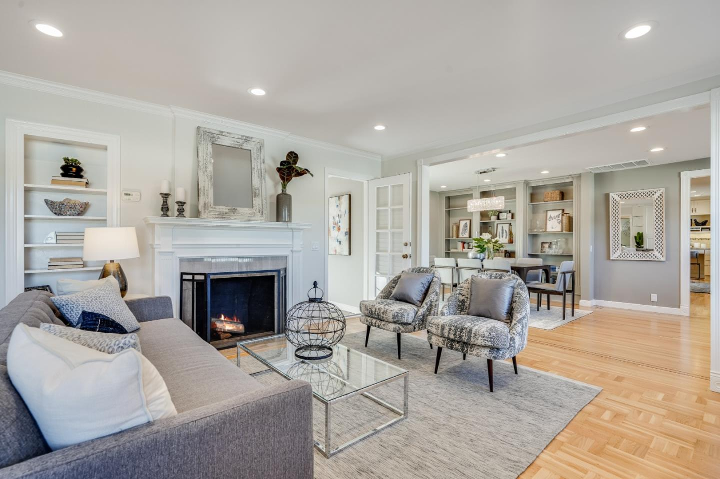 Detail Gallery Image 1 of 1 For 1244 Elm St, San Carlos,  CA 94070 - 5 Beds   3/1 Baths