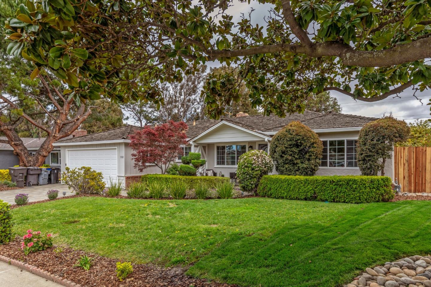 Detail Gallery Image 1 of 17 For 3383 Lubich Dr, Mountain View,  CA 94040 - 3 Beds | 2 Baths