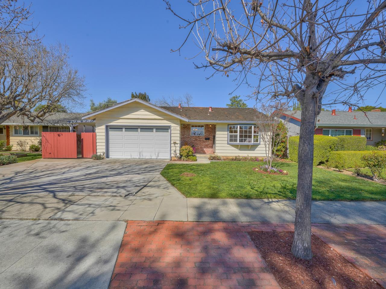 Detail Gallery Image 1 of 31 For 4491 Brunswick Ave, San Jose,  CA 95124 - 4 Beds | 2 Baths