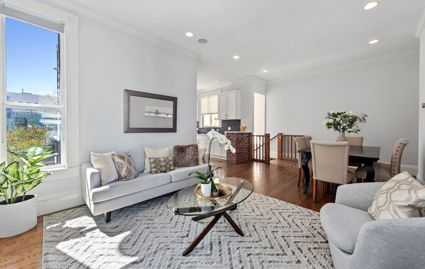 Detail Gallery Image 1 of 26 For 7 Juri St, San Francisco,  CA 94110 - 3 Beds | 2 Baths