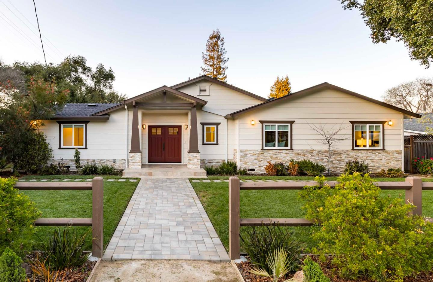 Detail Gallery Image 1 of 1 For 221 S Springer Rd, Los Altos,  CA 94024 - 5 Beds | 3/1 Baths