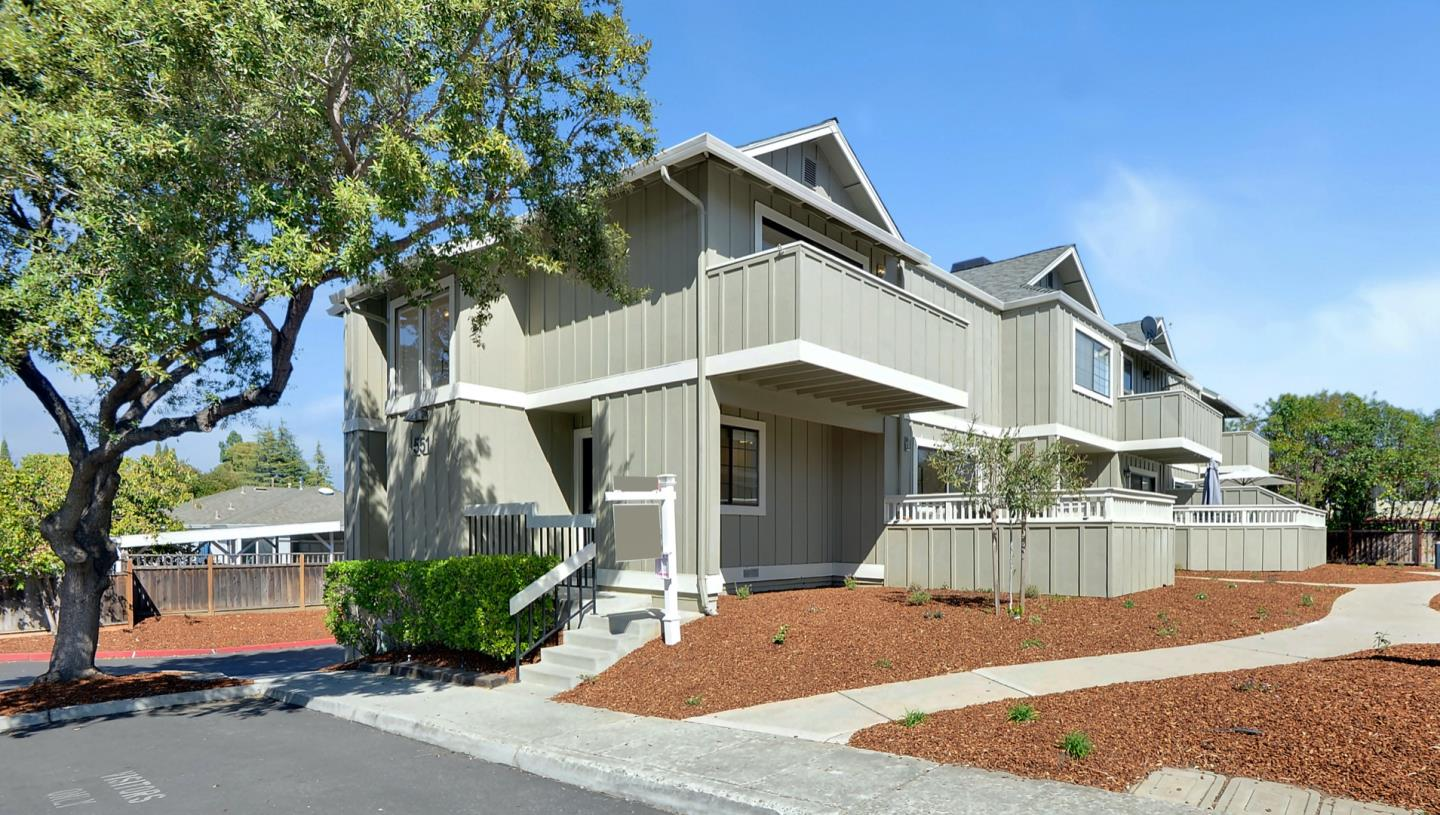 Detail Gallery Image 1 of 1 For 551 E Mc Kinley Ave #A,  Sunnyvale,  CA 94086 - 3 Beds | 2/1 Baths