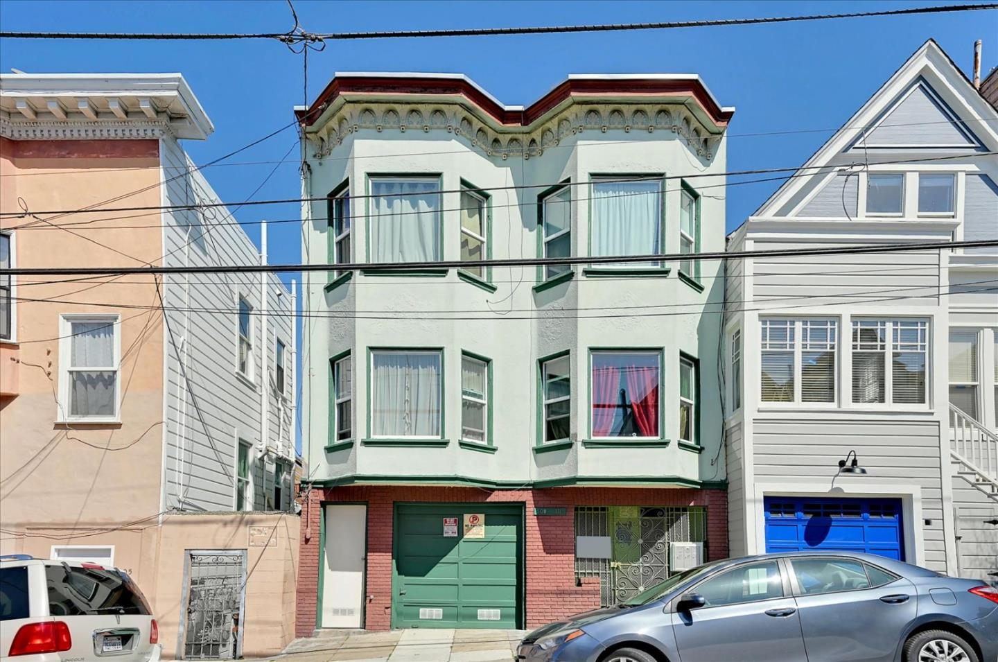 Detail Gallery Image 1 of 48 For 109-111 Highland Ave, San Francisco,  CA 94110 - – Beds   – Baths