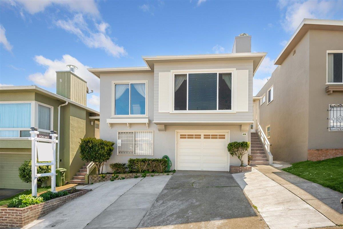 Detail Gallery Image 1 of 22 For 45 Seacliff Ave, Daly City,  CA 94015 - 3 Beds | 1 Baths