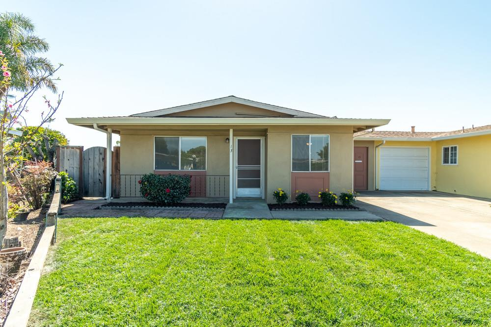 Detail Gallery Image 1 of 1 For 13 Carita Ct, Watsonville,  CA 95076 - 2 Beds | 1 Baths