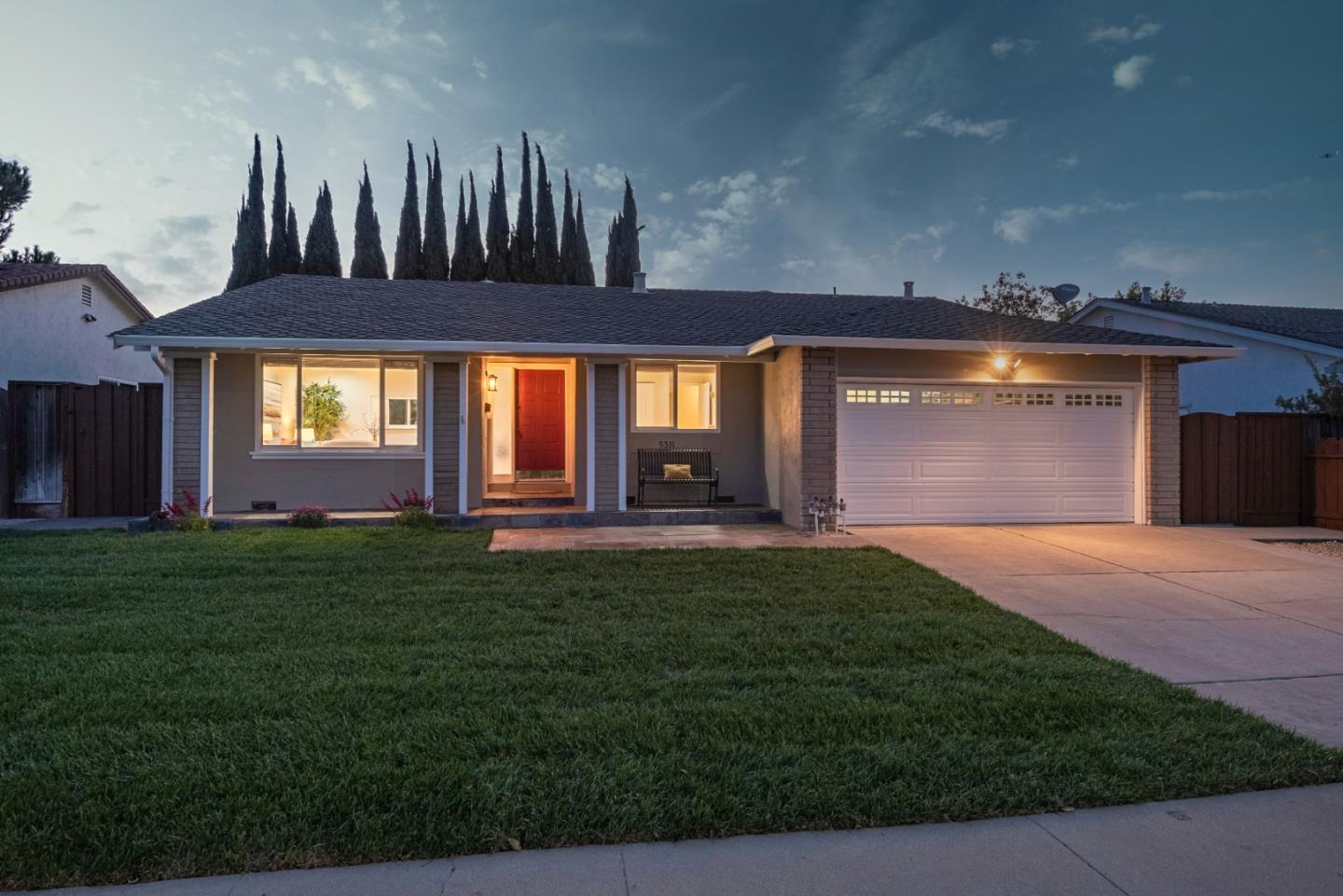 Detail Gallery Image 1 of 1 For 5311 Prune Blossom Dr, San Jose,  CA 95123 - 3 Beds | 2 Baths