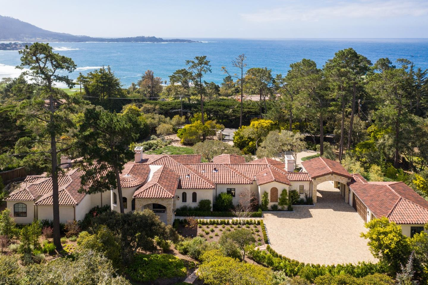 Detail Gallery Image 1 of 46 For 1659 Crespi Ln, Pebble Beach,  CA 93953 - 4 Beds | 4/2 Baths