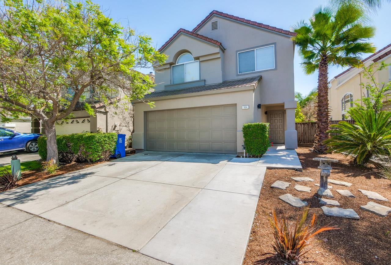 Detail Gallery Image 1 of 31 For 334 Aspenridge Dr, Milpitas,  CA 95035 - 4 Beds | 2/1 Baths